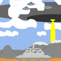 Play UFO Invasion